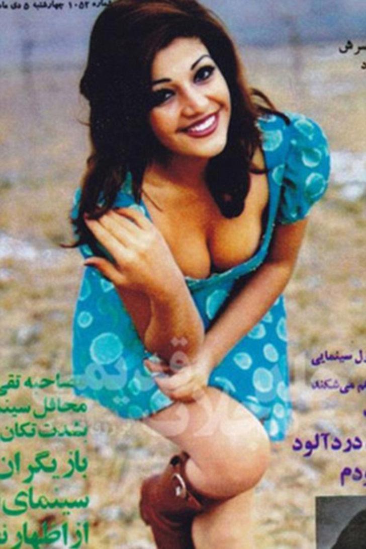Devrim öncesi İran kadınının giyim tarzı