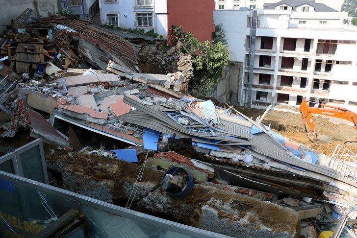 """Sütlüce'de boşaltılan binalara """"risk işaretlemesi"""""""