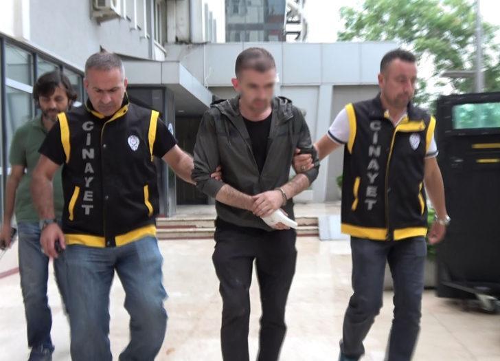 Bursa'da eski eşinin erkek arkadaşını vuran şüpheli adliyeye sevk edildi