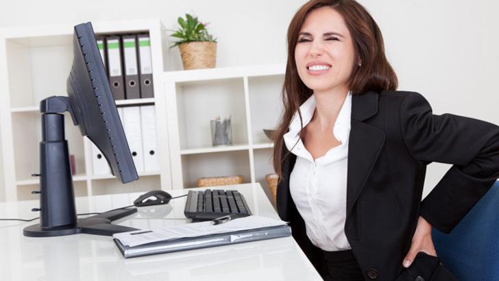 Ofiste yapılabilecek pratik egzersizler