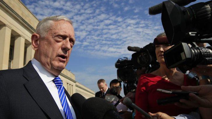Mattis: 'Türk-Amerikan Askeri İlişkileriEtkilenmedi'