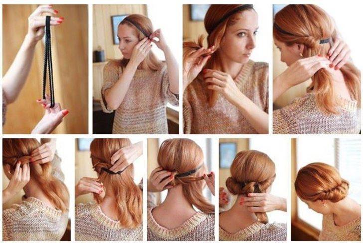 Hem gündelik hayatta hem de özel günlerde yapabileceğiniz saç modelleri