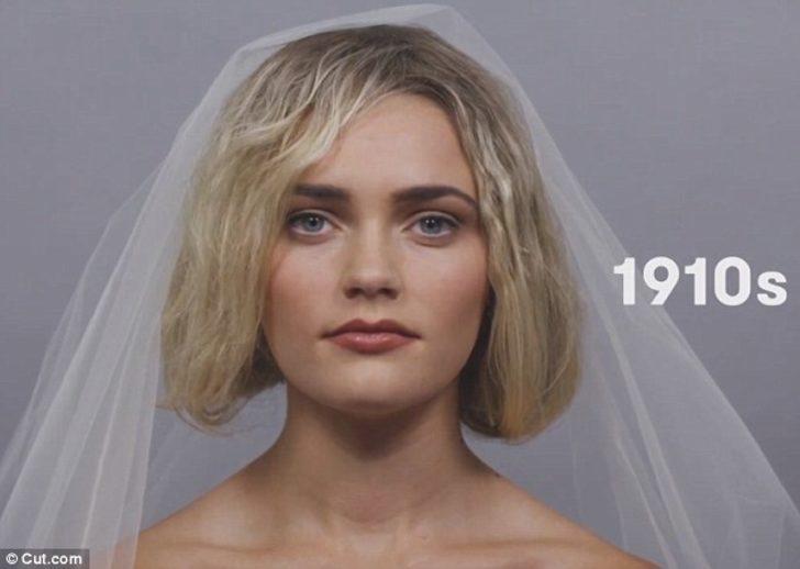 100 yılda güzellik anlayışı nasıl değişti?