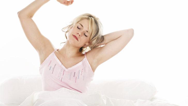 Yorgun uyanıyorsanız dikkat!