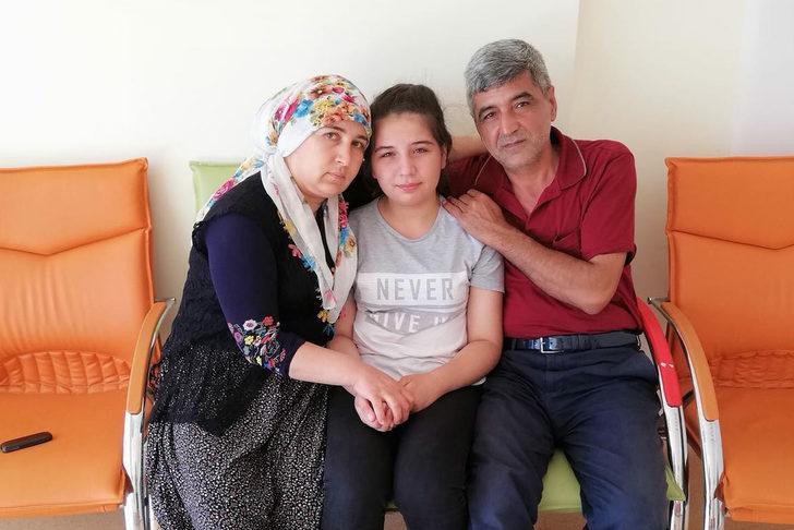 Polise gidip Sevgi Evleri'ne yerleştirilen Eda, bir hafta boyunca arandı