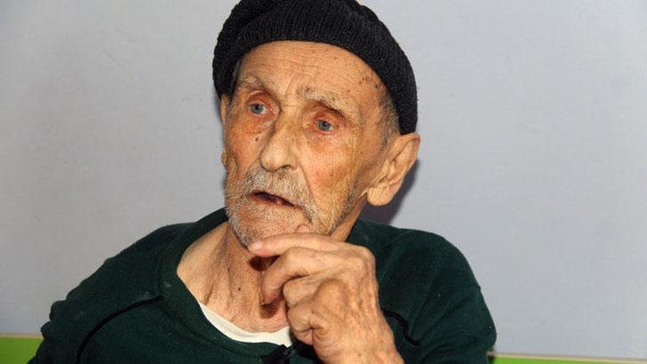 115 yaşındaki Mehmet dede 3 Osmanlı Padişahı, 12 Cumhurbaşkanı, 27 Başbakan, 1 Başkan gördü