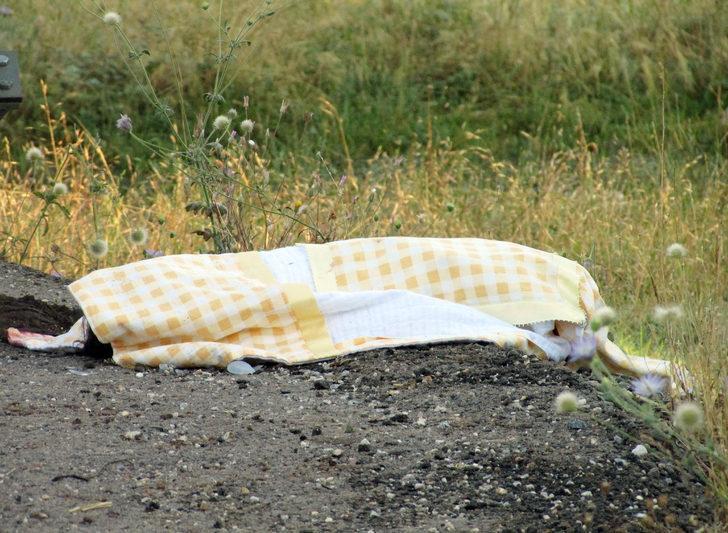 Kazada Almina bebek öldü; annesi, babası ve ağabeyi yaralı (2)