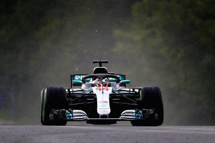 Formula 1'in Macaristan ayağında kazanan Hamilton