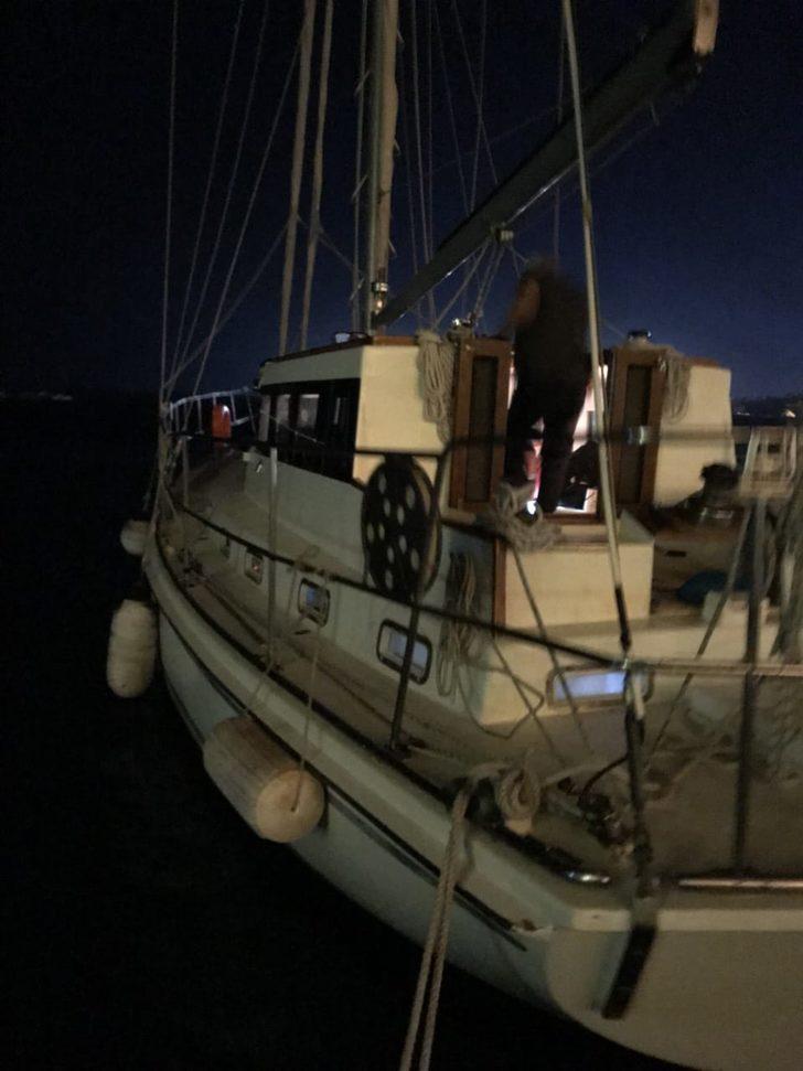 KKTC'de, Yunanistan'a kaçmaya çalışan FETÖ şüphelileri yakalandı (3)