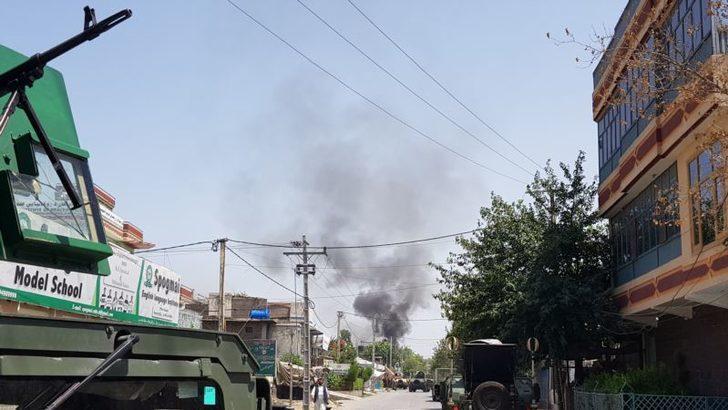 Afganistan'da Ebe Okuluna Saldırı