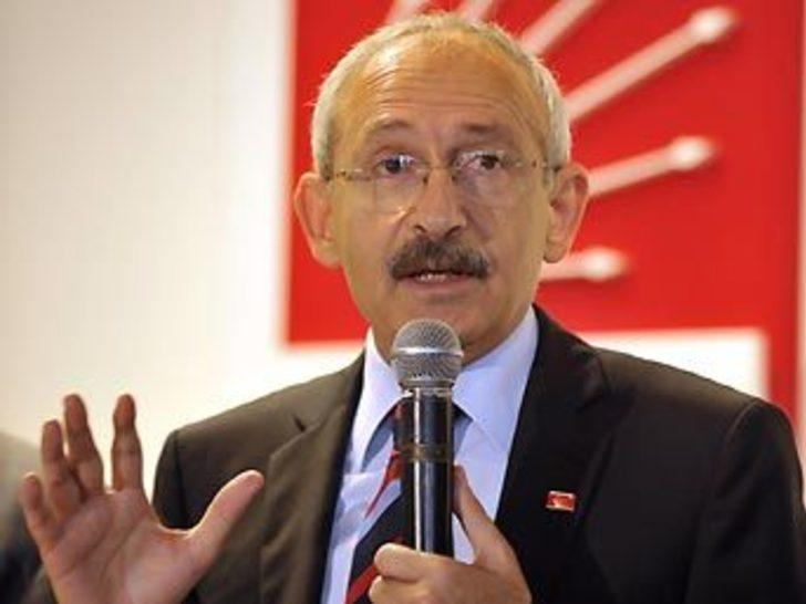 Kılıçdaroğlu: Sol öldü, sağa gidiyoruz