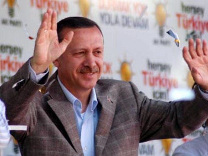 Başbakan Erdoğan meydanlara iniyor