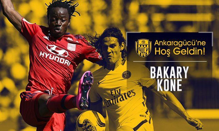 BAKARY KONE | Malaga > Ankaragücü