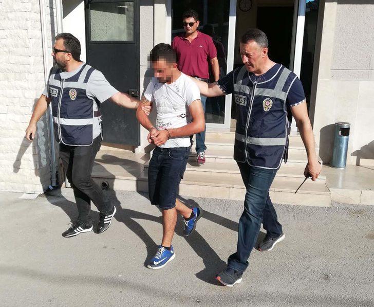 Bursa'da uyuşturucu ticaretine 1 tutuklama
