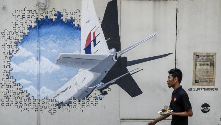 'Dört Yıl Önce Kaybolan Malezya Uçağı Kaçırılmış Olabilir'