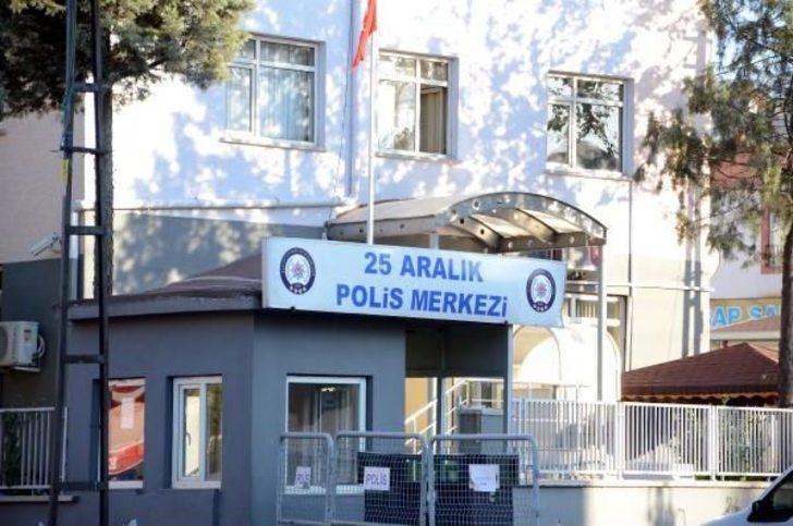 Gaziantep'teki Polis Merkezinde Önlemler Artırıldı