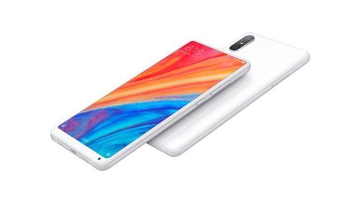 Xiaomi Mi Mix 3'ün tasarımı böyle olacak!