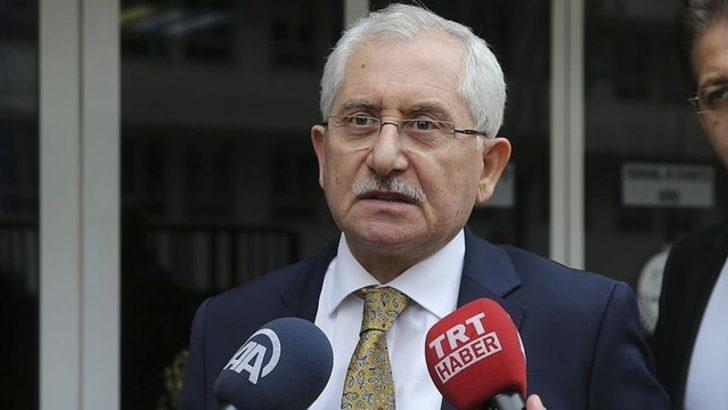 YSK Başkanı Sadi Güven'in 'İmam hatipli olarak her zaman horlandık' sözlerine tepki