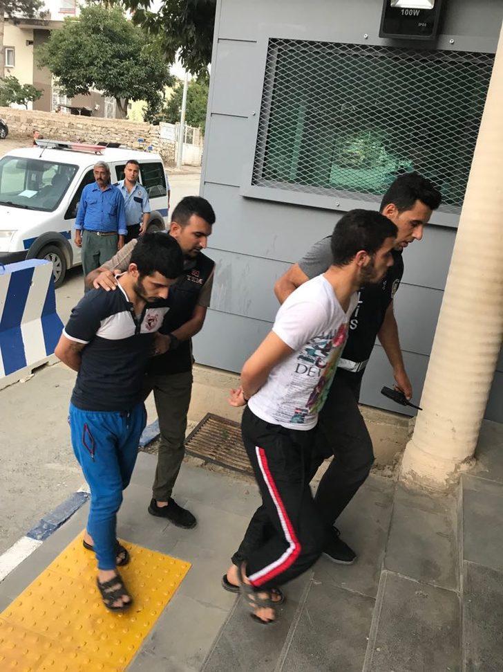 Yahyalı'da fuhuş görüntüleriyle iş adamlarına şantaja 4 tutuklama