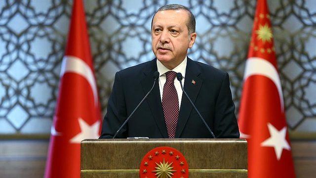 Erdoğan'dan AİHM'e Selahattin Demirtaş tepkisi