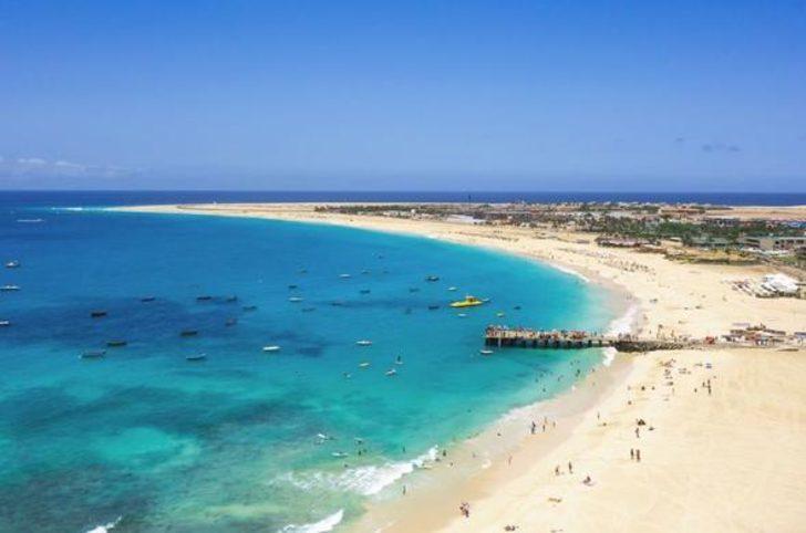 Cape Verde (Yeşil Burun Adaları)
