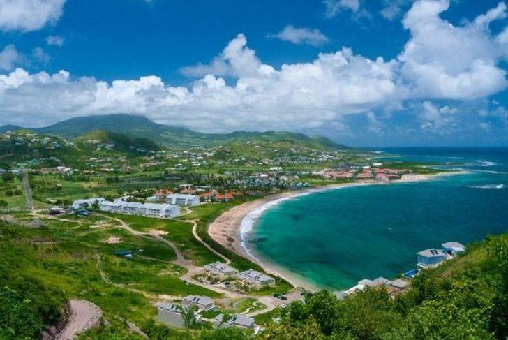 Saint Kitts (Saint Christopher) ve Nevis Adaları