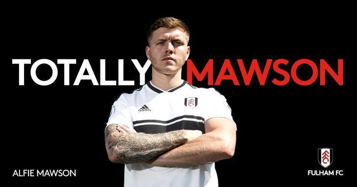 ALFIE MAWSON | Swansea City > Fulham | BONSERVİS BEDELİ: 16.5 milyon Euro