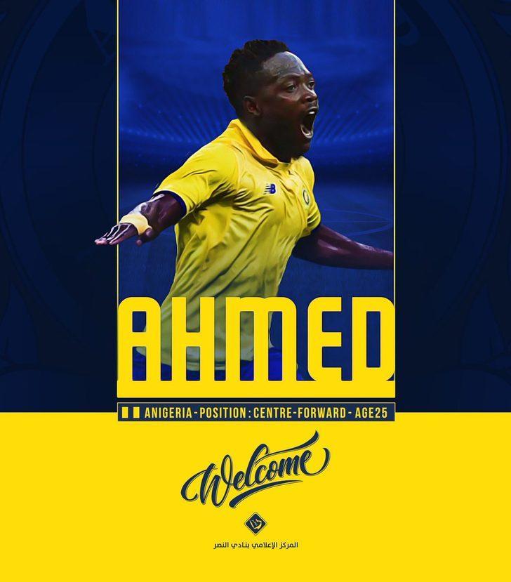 AHMED MUSA | Leicester City > Al Nasr | BONSERVİS BEDELİ: 16.5 milyon Euro