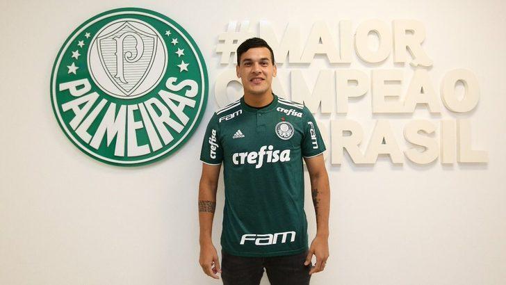 GUSTAVO GOMEZ | Milan > Palmeiras (Kiralık)
