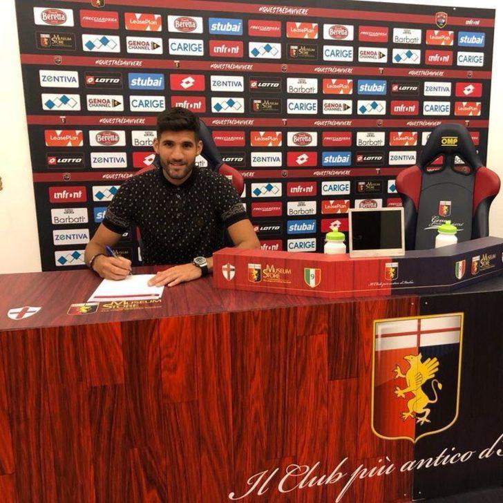 LISANDRO LOPEZ | Benfica > Genoa (Kiralık)