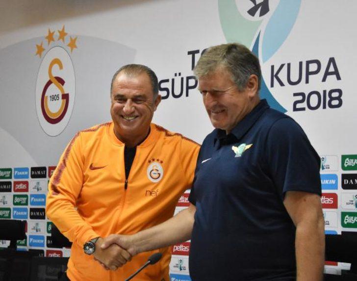Safet Susic: Türkiye'nin en iyi takımına karşı oynayacağız