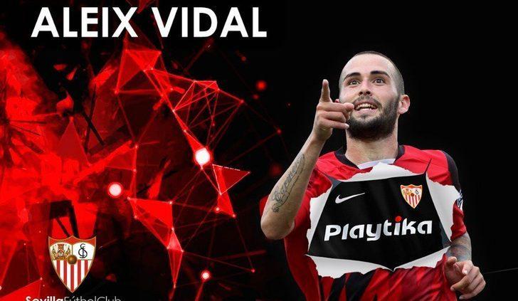 ALEIX VIDAL | Barcelona > Sevilla | BONSERVİS BEDELİ: 8.5 milyon Euro