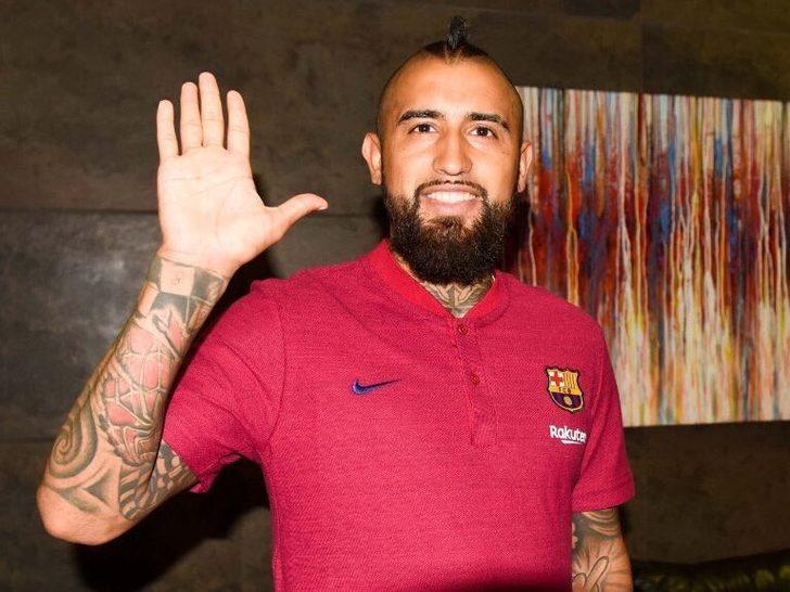 ARTURO VIDAL | Bayern Münih > Barcelona | BONSERVİS BEDELİ: 18 milyon Euro