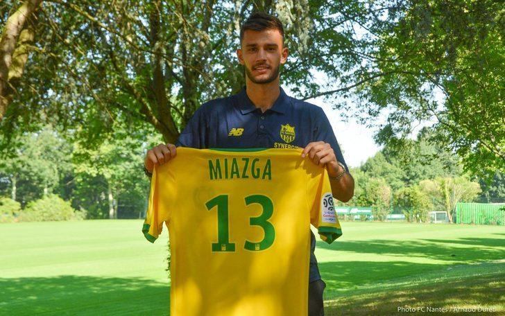 MATT MIAZGA | Chelsea > Nantes (Kiralık)