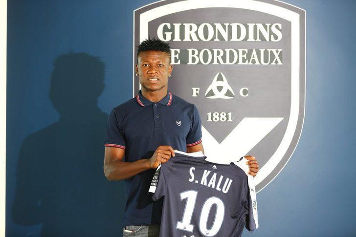 SAMUEL KALU | Gent > Bordeaux | BONSERVİS BEDELİ: 8 milyon Euro