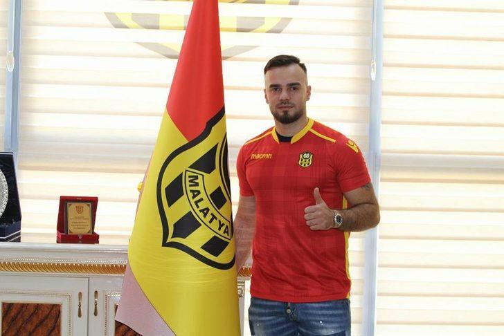 Erkan Kaş, Yeni Malatyaspor'da