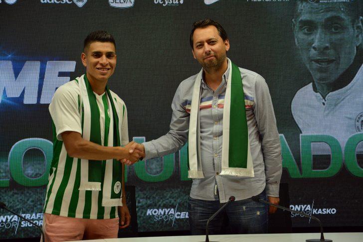 PAOLO HURTADO | Vitoria Guimarae > Atiker Konyaspor