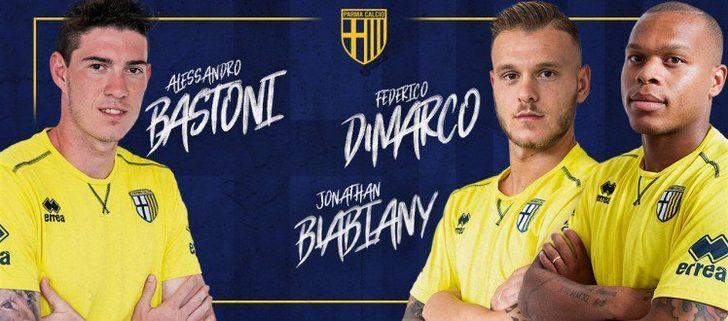 JONATHAN BIABIANY - ALESSANDRO BASTONI - FEDERICO DIMARCO | Inter > Parma