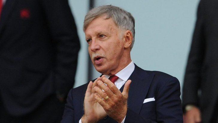 Stan Kroenke'den Arsenal için 2.33 milyar dolarlık teklif