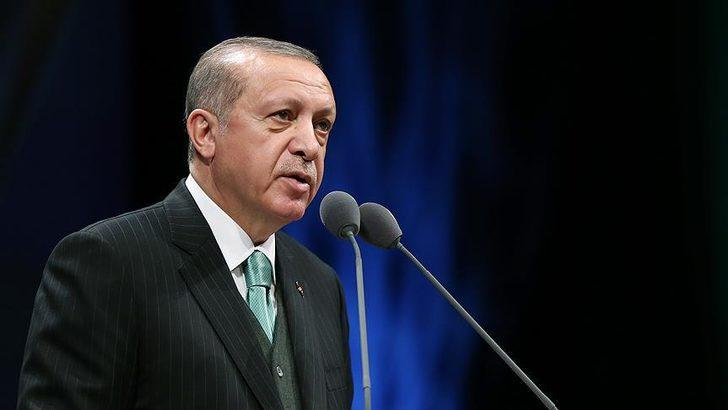 Cumhurbaşkanı Erdoğan'dan Ekrem İmamoğlu'na 'temel atmama töreni' tepkisi
