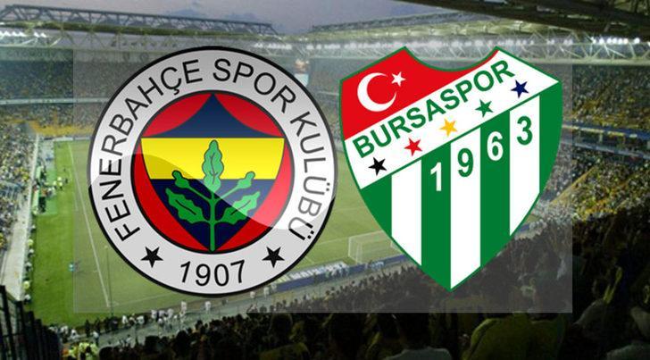 Fenerbahçe - Bursaspor maçı ne zaman, saat kaçta, hangi kanalda? (Fenerbahçe - Bursa maçı bilet fiyatları)