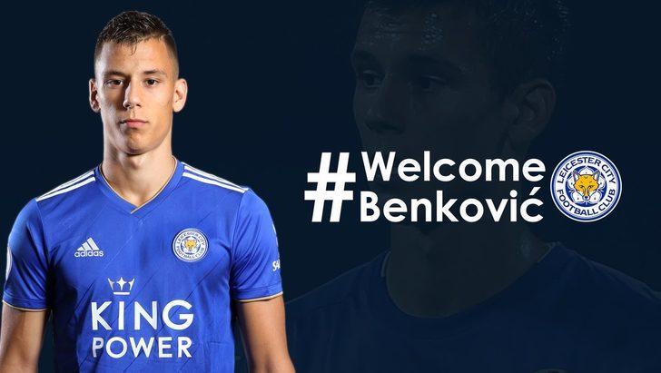FILIP BENKOVIC | Dinamo Zagreb > Leicester City | BONSERVİS BEDELİ: 14.5 milyon Euro