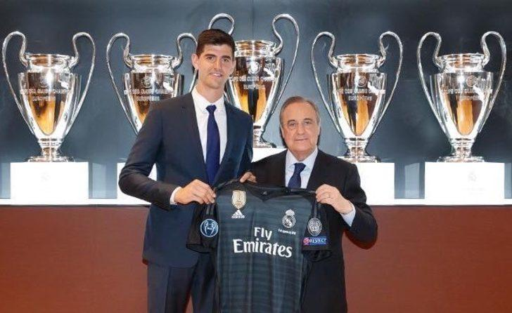 THIBAUT COURTOIS | Chelsea > Real Madrid | BONSERVİS BEDELİ: 35 milyon Euro