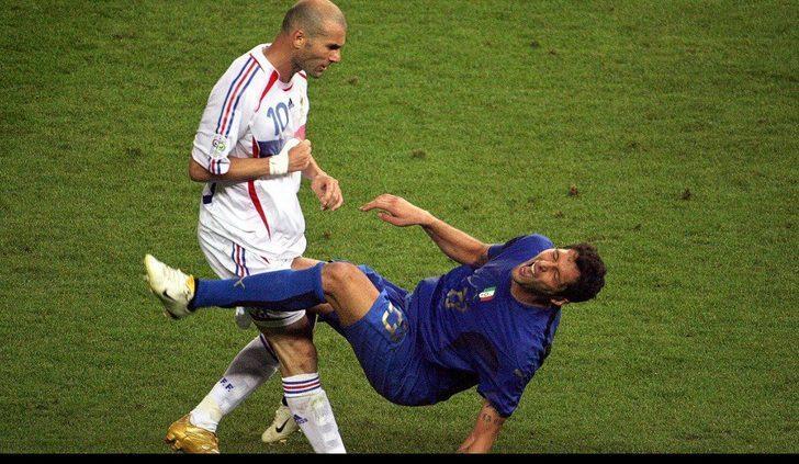 Marco Materazzi'dan Zinedine Zidane açıklaması