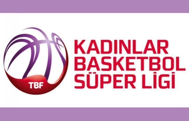 Türkiye Kadınlar Basketbol Süper Ligi'nde fikstür çekildi