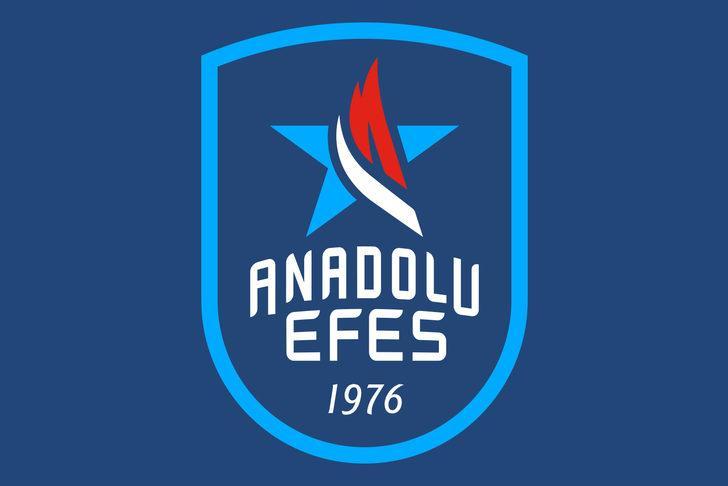 Anadolu Efes yeni sezonda yeni logosuyla mücadele edecek