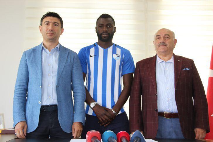 RIDGE MUNSY | Grasshoppers > Büyükşehir Belediye Erzurumspor