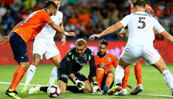UEFA Avrupa Ligi | Medipol Başakşehir 0 - 0 Burnley (MAÇ ÖZETİ)
