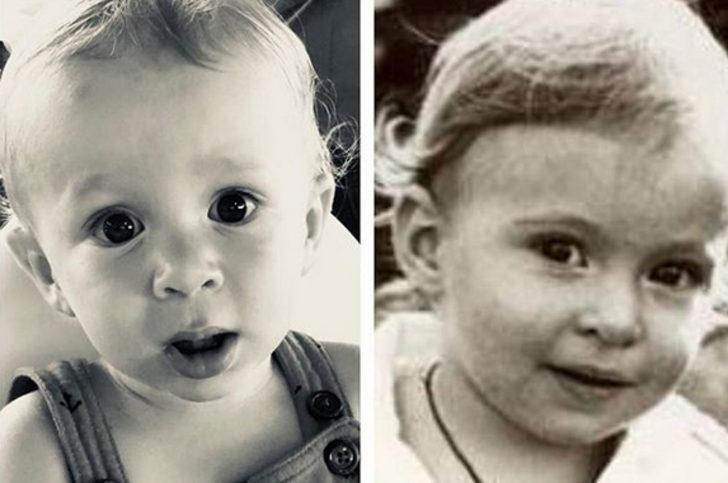 Ceyda Düvenci paylaştı 'Ben ve oğlum Ali'