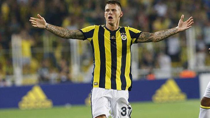 Fenerbahçe'de Martin Skrtel umut veriyor